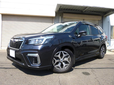 New! CUSCO Parts for Subaru Forester(SK9) now available.